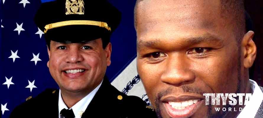 50 Centet megfenyegette egy new york-i rendőr | ThystaWorld