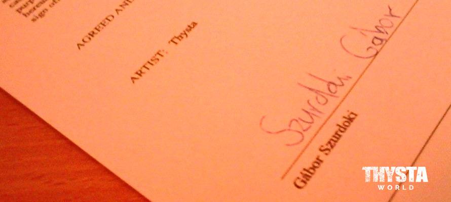 Thysta zenéi a Tyra Banks és a Kardashianok műsoraiban | ThystaWorld