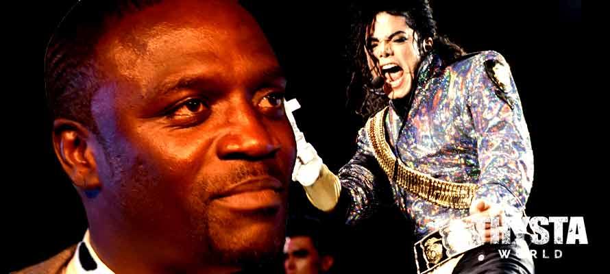 Akon elképesztő története a pop királyával, Michael Jacksonnal | ThystaWorld
